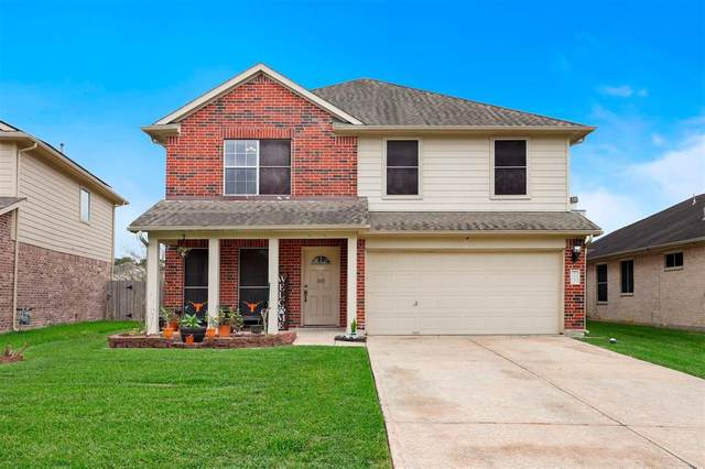 4027 Bentwood Circle, Dickinson, TX 77539 (MLS #70137486) :: Rachel Lee Realtor