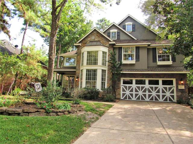 19 Classic Oaks Place, The Woodlands, TX 77382 (MLS #70144551) :: Giorgi Real Estate Group