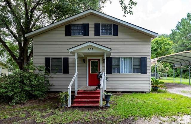 117 Matthews Lane, Lumberton, TX 77657 (#70147582) :: ORO Realty