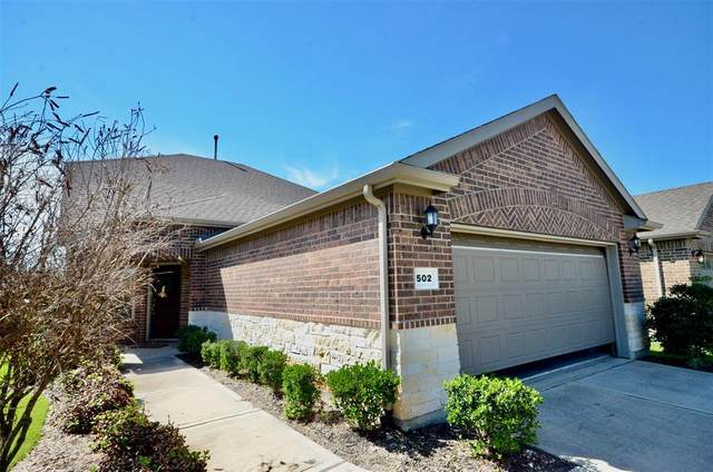 502 Saffron Plum Lane, Richmond, TX 77469 (MLS #70154467) :: Lerner Realty Solutions