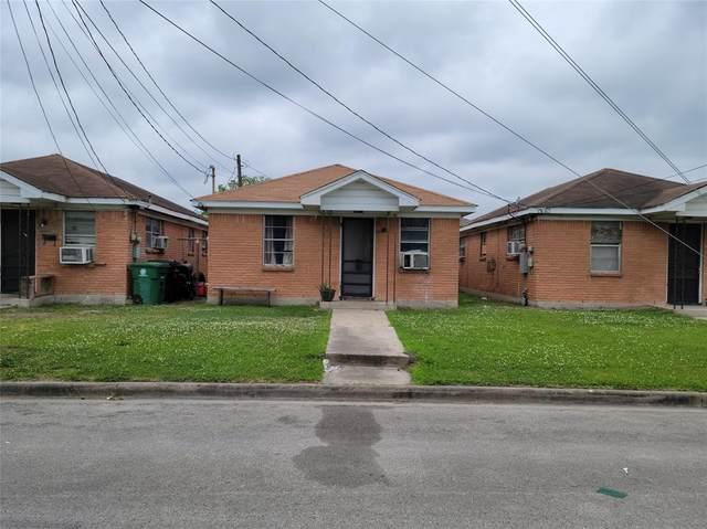 1419 Halpern Street, Houston, TX 77009 (MLS #70155472) :: Michele Harmon Team