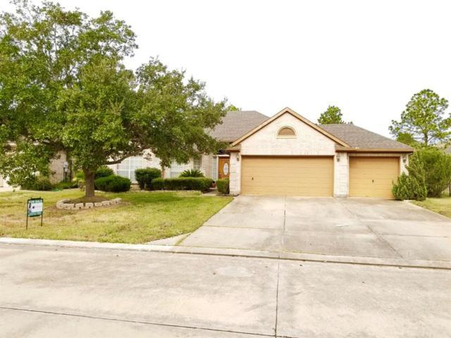 3631 E Cedar Hollow Drive, Pearland, TX 77584 (MLS #7016146) :: Oscar Fine Properties