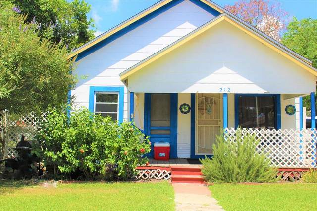 212 N Avenue A, Freeport, TX 77541 (MLS #7017277) :: The SOLD by George Team