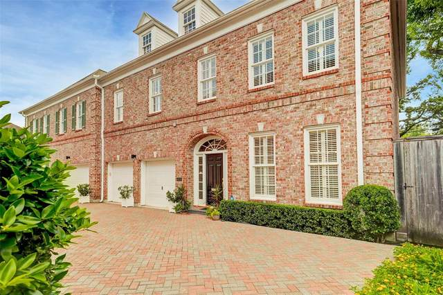 6723 Westchester Avenue, Houston, TX 77005 (MLS #70174249) :: The Bly Team