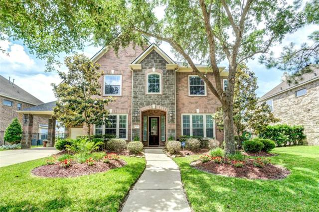 16539 Obsidian Drive, Houston, TX 77095 (MLS #70174316) :: The Bly Team