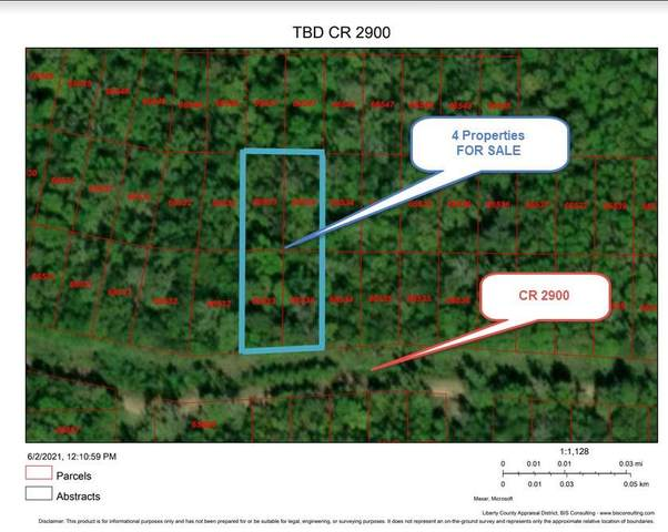 TBD Cr 2900, Cleveland, TX 77327 (MLS #70178538) :: My BCS Home Real Estate Group