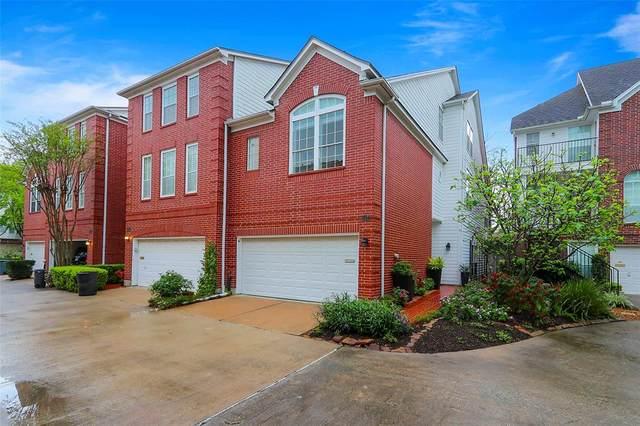 4427 Castle Court Place, Houston, TX 77006 (MLS #70179228) :: Ellison Real Estate Team