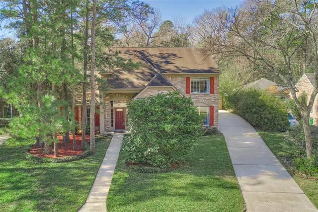 91 Breezy Point Place, The Woodlands, TX 77381 (MLS #70192078) :: The Heyl Group at Keller Williams