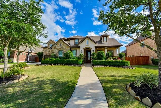 18719 San Saba Creek Circle, Cypress, TX 77433 (MLS #70193246) :: The Home Branch