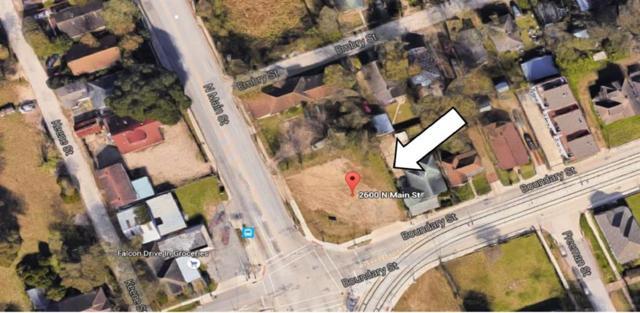 2600 N Main, Houston, TX 77009 (MLS #70194502) :: The Heyl Group at Keller Williams