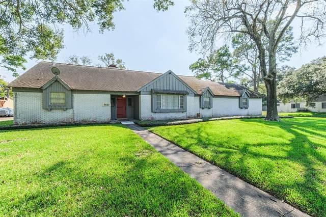 5623 W Bellfort Street, Houston, TX 77035 (MLS #70216029) :: Caskey Realty