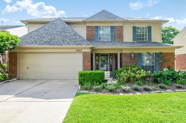 23027 Indian Ridge Drive, Katy, TX 77450 (MLS #7021878) :: Magnolia Realty