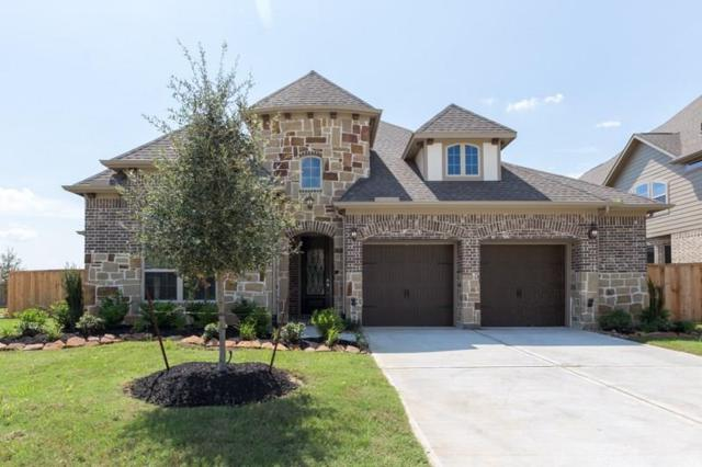 8903 Havenfield Ridge, Tomball, TX 77375 (MLS #70227482) :: The SOLD by George Team