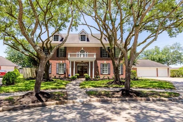 10 Sarahs Cove, Sugar Land, TX 77479 (MLS #7023493) :: Homemax Properties