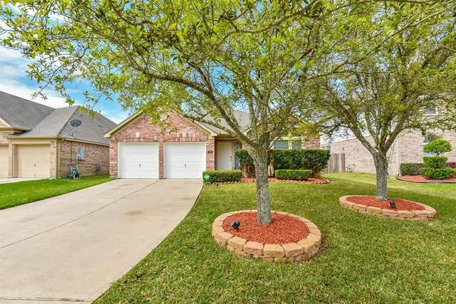 438 Naples Terrace Lane, La Marque, TX 77568 (MLS #70235952) :: The Sansone Group