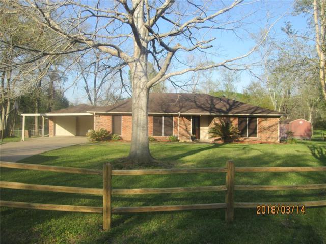 12235 Oakline Drive, Pearland, TX 77581 (MLS #70243567) :: Giorgi Real Estate Group