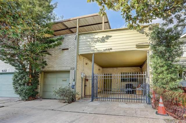 918 Kipling Street, Houston, TX 77006 (MLS #70251717) :: Green Residential