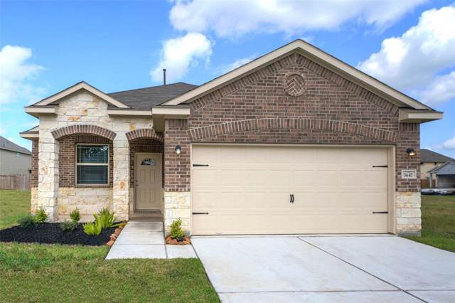 1574 Road 5102, Cleveland, TX 77327 (MLS #70258105) :: The Bly Team