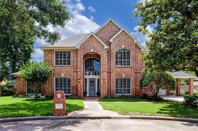 11 Martin Court, Spring Valley Village, TX 77055 (MLS #70266915) :: The Property Guys