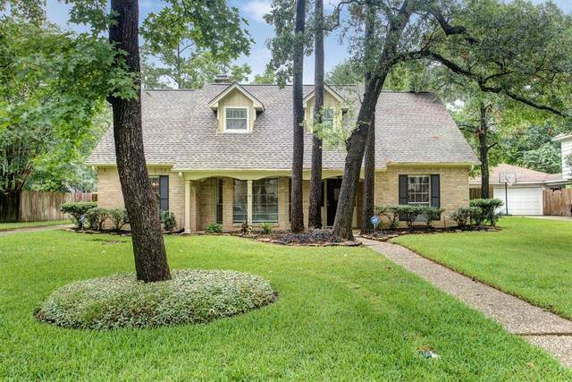 6310 Hickorycrest Drive, Spring, TX 77389 (MLS #70268888) :: Green Residential