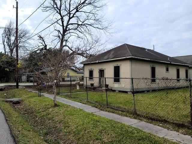 6503 Gainesville Street, Houston, TX 77020 (MLS #70271156) :: The Queen Team