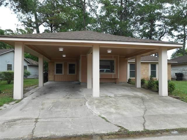 11226 Blades Street, Houston, TX 77016 (MLS #70281618) :: My BCS Home Real Estate Group