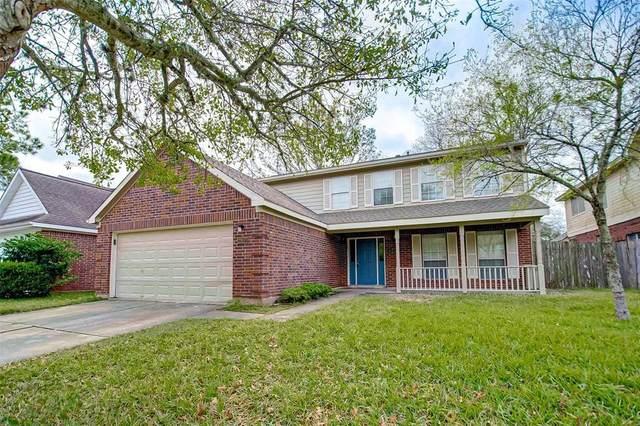 2907 Plantation Wood Lane, Missouri City, TX 77459 (MLS #70295115) :: Lerner Realty Solutions