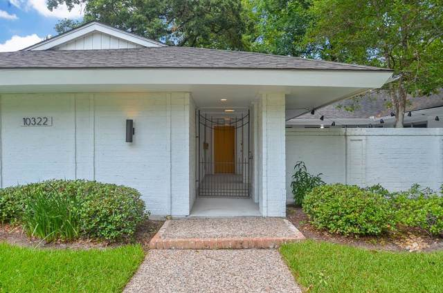 10322 Shady River Drive, Houston, TX 77042 (MLS #70297453) :: The Bly Team
