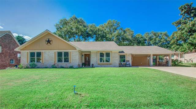 202 Duerr Drive, Bellville, TX 77418 (MLS #70299015) :: The Bly Team