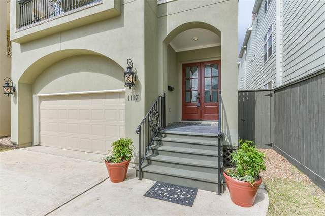1117 W 18th Street, Houston, TX 77008 (MLS #70299695) :: The SOLD by George Team