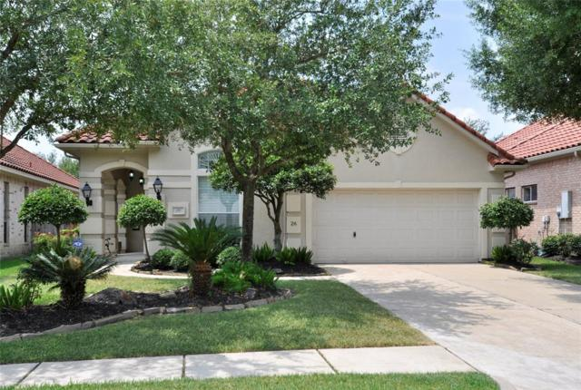 26 Pebble Beach Court, Jersey Village, TX 77064 (MLS #7030227) :: Giorgi Real Estate Group