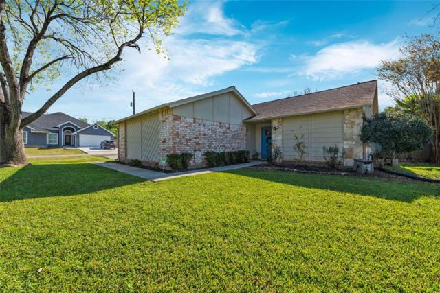 1105 Union Valley Drive, Pearland, TX 77581 (MLS #70313141) :: The Queen Team