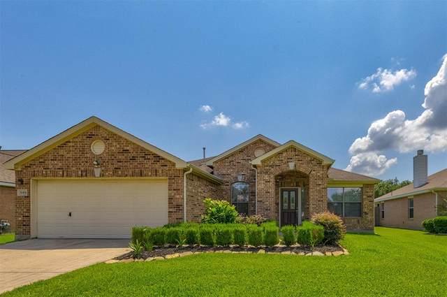 520 Cedar Branch Drive, League City, TX 77573 (MLS #70321068) :: Rose Above Realty