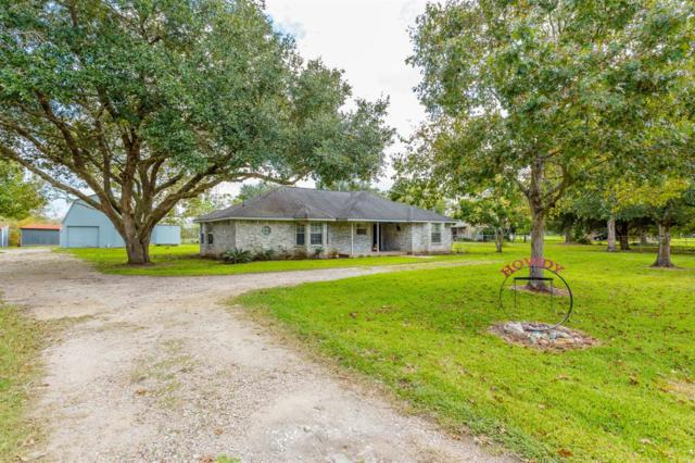 617 County Road 941D, Alvin, TX 77511 (MLS #70355679) :: The Sansone Group