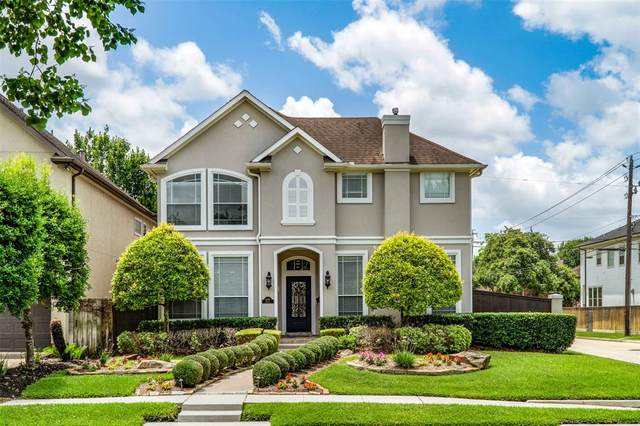 4341 Wendell Street, Bellaire, TX 77401 (MLS #70367436) :: The Bly Team