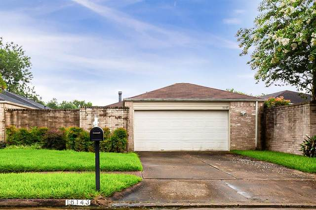 16143 Indian Mill Drive, Houston, TX 77082 (MLS #70384729) :: Texas Home Shop Realty