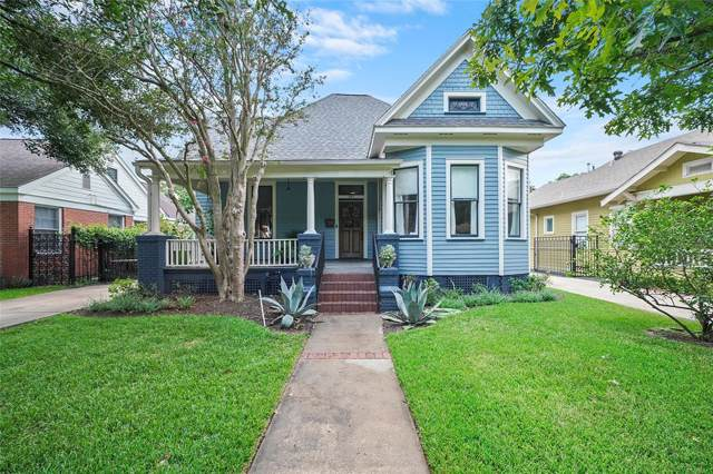 831 Harvard Street, Houston, TX 77007 (MLS #70391423) :: Giorgi Real Estate Group