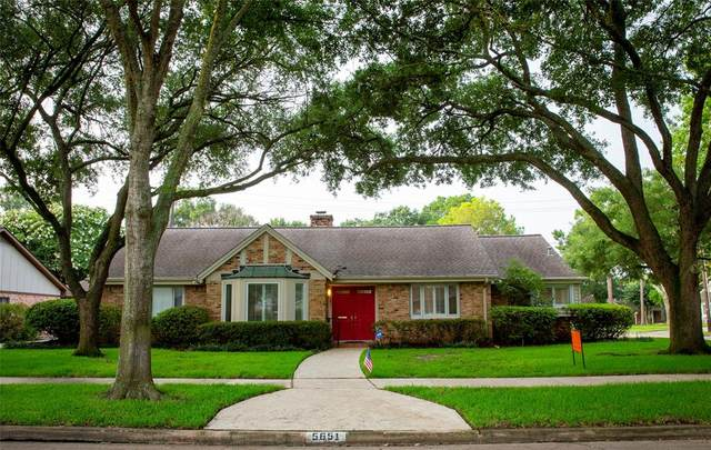 5651 Indigo Street, Houston, TX 77096 (MLS #70407678) :: The SOLD by George Team