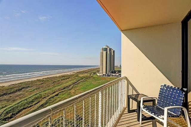 1401 E Beach Drive #1109, Galveston, TX 77550 (MLS #7042576) :: Lerner Realty Solutions