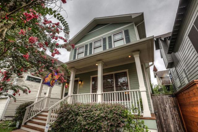 1208 Ashland Street, Houston, TX 77008 (MLS #70461632) :: Krueger Real Estate