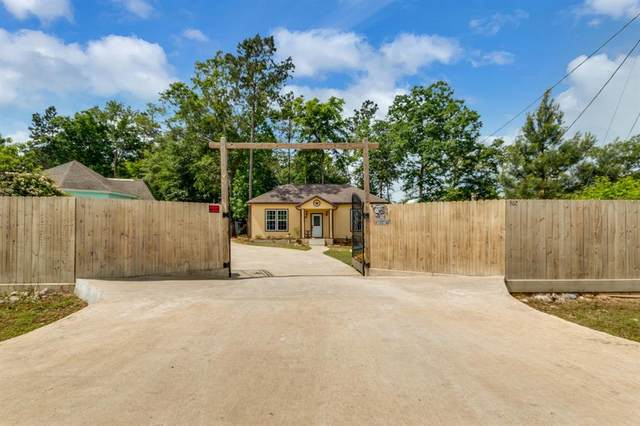 302 County Road 3479, Cleveland, TX 77327 (MLS #70464843) :: The SOLD by George Team