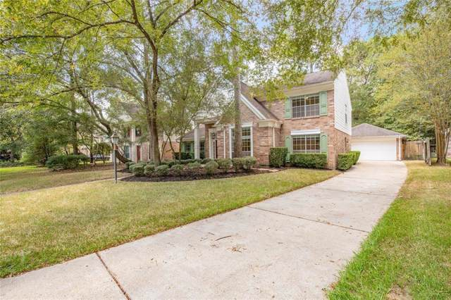 95 Breezy Point Place, The Woodlands, TX 77381 (MLS #70468547) :: CORE Realty