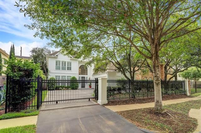 5345 Navarro Street, Houston, TX 77056 (MLS #70501803) :: The Home Branch