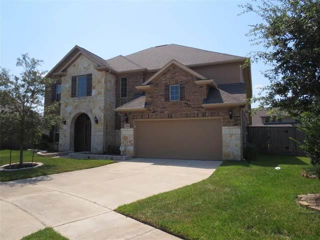 2607 Taylor Park Court, League City, TX 77573 (MLS #70510453) :: Texas Home Shop Realty