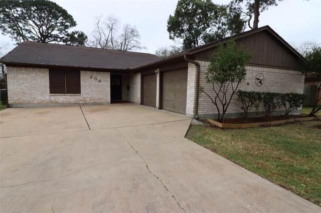209 22nd Avenue N, Texas City, TX 77590 (MLS #70516526) :: The Property Guys