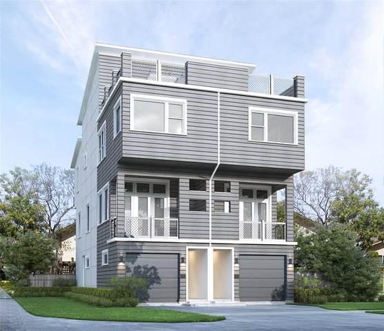 1607 Hickory Street, Houston, TX 77007 (MLS #70517450) :: Green Residential