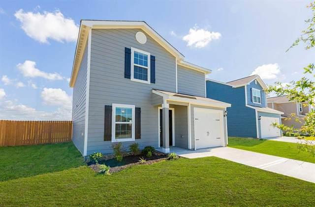 5514 Sapphire Lagoon Road, Cove, TX 77523 (MLS #70521276) :: The Sansone Group