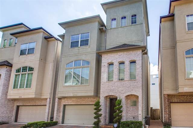 2706 Sherwin Street, Houston, TX 77007 (MLS #70524023) :: Giorgi Real Estate Group