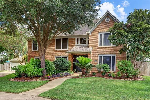 15519 Poplar Springs Lane, Houston, TX 77062 (MLS #70526013) :: The SOLD by George Team