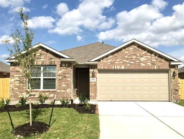 15733 Joe Di Maggio Street, Splendora, TX 77372 (MLS #70541615) :: The Heyl Group at Keller Williams